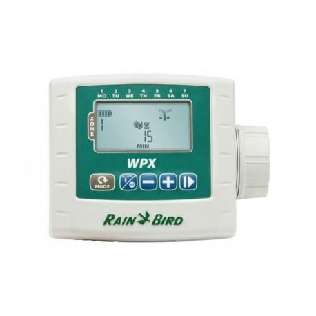 Programmatore centralina irrigazione a pile 9 V - 6 stazioni elettronico serie WPX - Rain Bird
