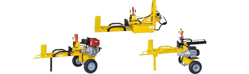 Spaccalegna elettrici, benzina, diesel e trattore su AgricolBio.it