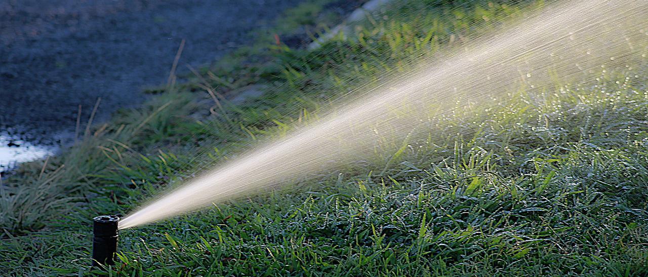 Irrigatore statico