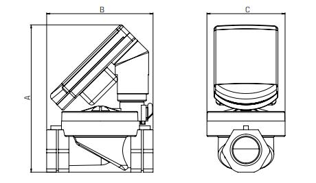 Dimensioni Baccara G75C1